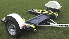 NEW 2018 MASTER TOW DOLLY Electric brakes RV car tote hauler trailer