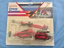 Vintage Silverlit Toys Galaxy Multimac Crane Trucker 9204