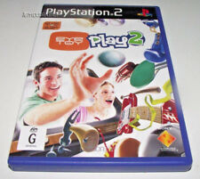 Eyetoy Eye Toy Play 2 PS2 PAL *Complete*