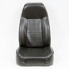 Standard Bucket Front Seat for Jeep CJ Wrangler YJ TJ JK 79-17 Black Vinyl 44901