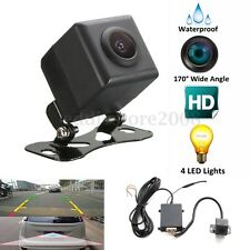 170° WiFi Wireless Car Rear View Camera Backup Reversing For iPhone Android IOS