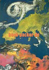 AK/Vintage postcard: DEUTSCHER WETTERDIENST DWD: Tief über Irland (1986)