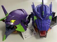 Godzilla & Evangelion popcorn bucket set USJ limited item ship within 1-3 day