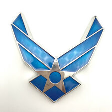 3D U.S. Air Force USAF Car Auto Alloy Body Emblem Badge Decal Sticker Universal