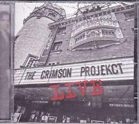 CD ♫ Compact disc «THE CRIMSON PROJEKCT ♪ LIVE» nuovo sigillato