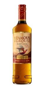 The Famous Grouse Ruby Cask Blended Scotch Whisky 0,7l, alc. 40 Vol.-%