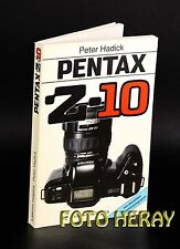 Pentax Z-10 das  Buch von Peter Hadick 02252