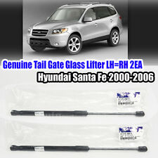 Genuine Tail Gate Glass Lifter Left=Right 2EA-1SET For Hyundai Santa Fe 00-06