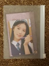 (G)i-dle GBC in the Neverland Official card wallet + photocard (Miyeon)