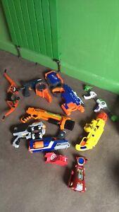 Toy Gun Bundle - Nurf