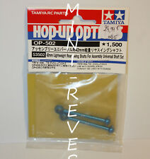 Tamiya Hop UP Cardan Aluminium Lightweight 42 mm 53502