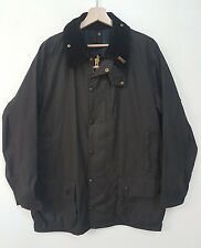 Barbour A190 Beaufort  jacket C42/112cm vintage Barbour Beaufort Giubbino cerato