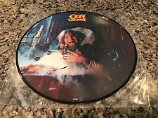 Ozzy Osborne Picture Disc! Iron Maiden Metallica Megadeth Slayer Black Sabbath