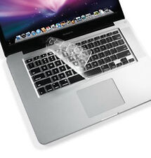 TPU Transparent Keyboard Protector for Apple Macbook Air 13 and Mac Pro 13 15 17