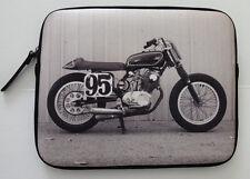 Lucky Brand Troy Lee Motorcycle Neoprene Zip Sleeve Tablet Ipad Cover 10'' NWT