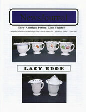 Early American Pattern Glass Society NewsJournal 14-1