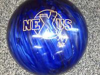 BRUNSWICK Nexus ƒ(P) Pearl INT  BOWLING  ball  15 lb. 1st qual NEW IN BOX! RARE