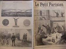 LPP 1893 N 245 ESCADRE RUSSE SUR LES COTES FRANCAISES