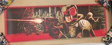 Dredd Movie Screen Print Poster #4/28 By Rob Loukotka Not Mondo