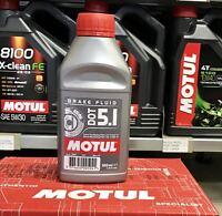 Motul DOT 5.1 Olio Liquido freni Auto moto ABS 500ml 100% Sintetico Brake Fluid