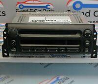 Mini Cooper Boost Radio CD Player Stereo Head Unit R50 R53 9115661 12/10