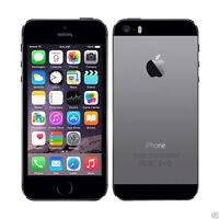 """iPhone 5S  4G LTE 16Go 8MP Caméra iOS-Apple 4"""" Débloqué Smartphone gris Gray"""