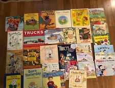 LOT of 30 Kids picture books Teacher's lot Scholastic  VGUC
