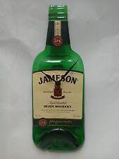 Jameson whiskey bottle clock, one of many spirit clocks, by the craftsman maker