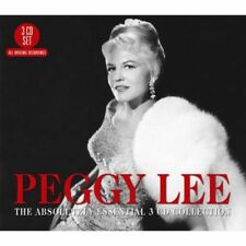 Peggy Lee ABSOLUTELY ESSENTIAL COLLECTION Best Of 60 Songs NEW SEALED 3 CD