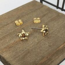 Star Crystal Titanium Post Stud Earrings US Seller Made in Korea