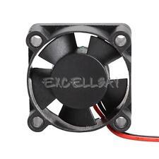 3010S 12V Cooler Brushless DC Fan 30x10mm Mini Cooling Radiator   E0Xc