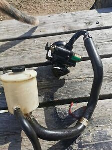 MG ZS180, MGZS 180,  2.5, KV6 POWER STEERING PUMP and Reservoir