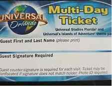 September London Theme Park Tickets