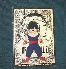 Dragon Ball Z Gohan Gold Foil Chase Trading Card G8 1998 Funimation JPP Amada