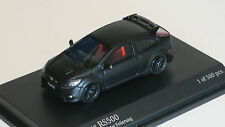 Minichamps 1/87 HO Focus RS, Matt Black, 877088100 2010 US SELLER