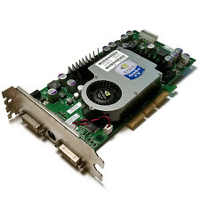 NVIDIA Quadro FX 2000 128MB DDR2 AGP Video Card (Similar to GeForce FX 5800)