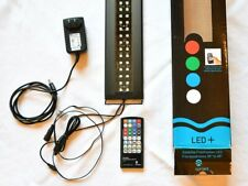 "Current USA Satellite Freshwater LED+ 36""- 48"" 12 Volt, 25 Watts, 72 White/36RGB"