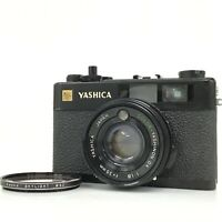 [WORKING] Yashica Electro 35 CC angefinder 35mm F1.8 Film Camera From Japan [KC]