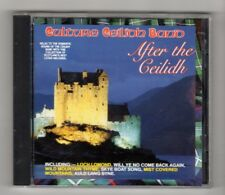 (HZ513) Culture Ceilidh Band, After The Ceilidh - 1992 CD