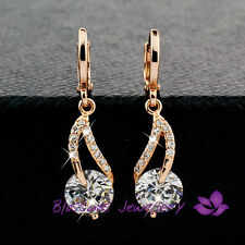 Unbranded Rose Gold Plated Fashion Earrings