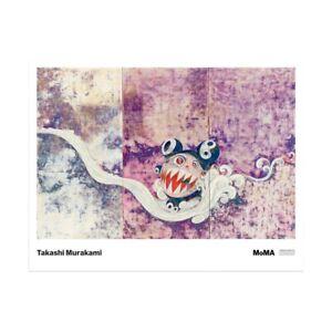 Takashi Murakami 727 Poster Limited Edition Large Print Artwork. 100% Authentic