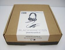 Plantronics Blackwire C725-M Binaurales USB Computer Headset for Microsoft Lync