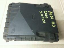 AUDI a3 2.0 TDI (2008-12) Scatola dei fusibili Fusebox 1k0937125d con fusibili e relè