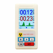 Br 6 Nuclear Radiation Detector Meter Geiger Counter X Ray Dosimeter Tester