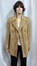 Authentic Michael Kors Wool Blend Double Breasted Coat  Sz. 4 w/ Tags $1,995