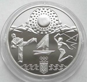 Ukraine, 2 hryvnia, 2020, Olympic Games Tokyo, BU, New