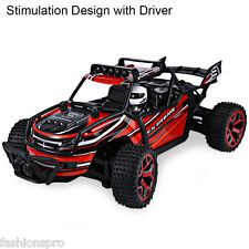 ZC RC 333-GS04B X-Knight 1:18 2.4G 4 Wheel Drive Big Foot Extreme RC Speed Buggy