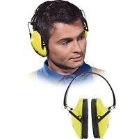 Kapselgehörschutz Gehörschutz Arbeitsschutz Schwarz Grün Dämmung SNR 26dB
