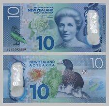 Neuseeland / New Zealand 10 Dollars 2015 Polymer p192 unc.