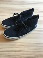 Timberland Earthkeepers Canvas Boots Black Size 6.5